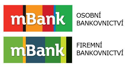 nová loga mBank