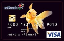 Kreditní karta mBank Visa Classic