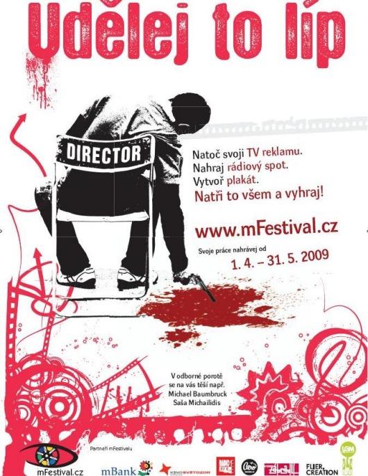 mFestival - plakát