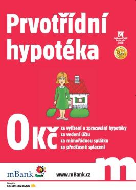 mHYPOTÉKA - starý plakát