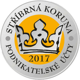 mKonto Bussiness - Zlatá koruna 2017 - Podnikatelské účty - 2. místo