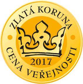 Zlatá koruna 2017 - Cena veřejnosti - 1. místo