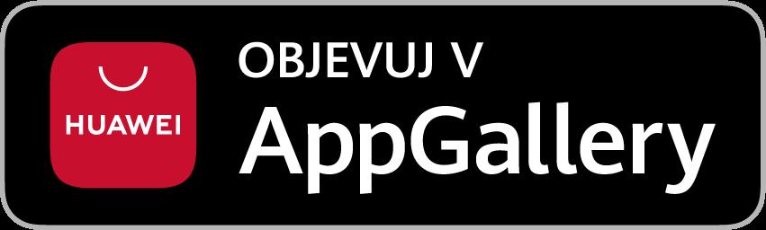 Mobilní aplikace mBank pro Huawei