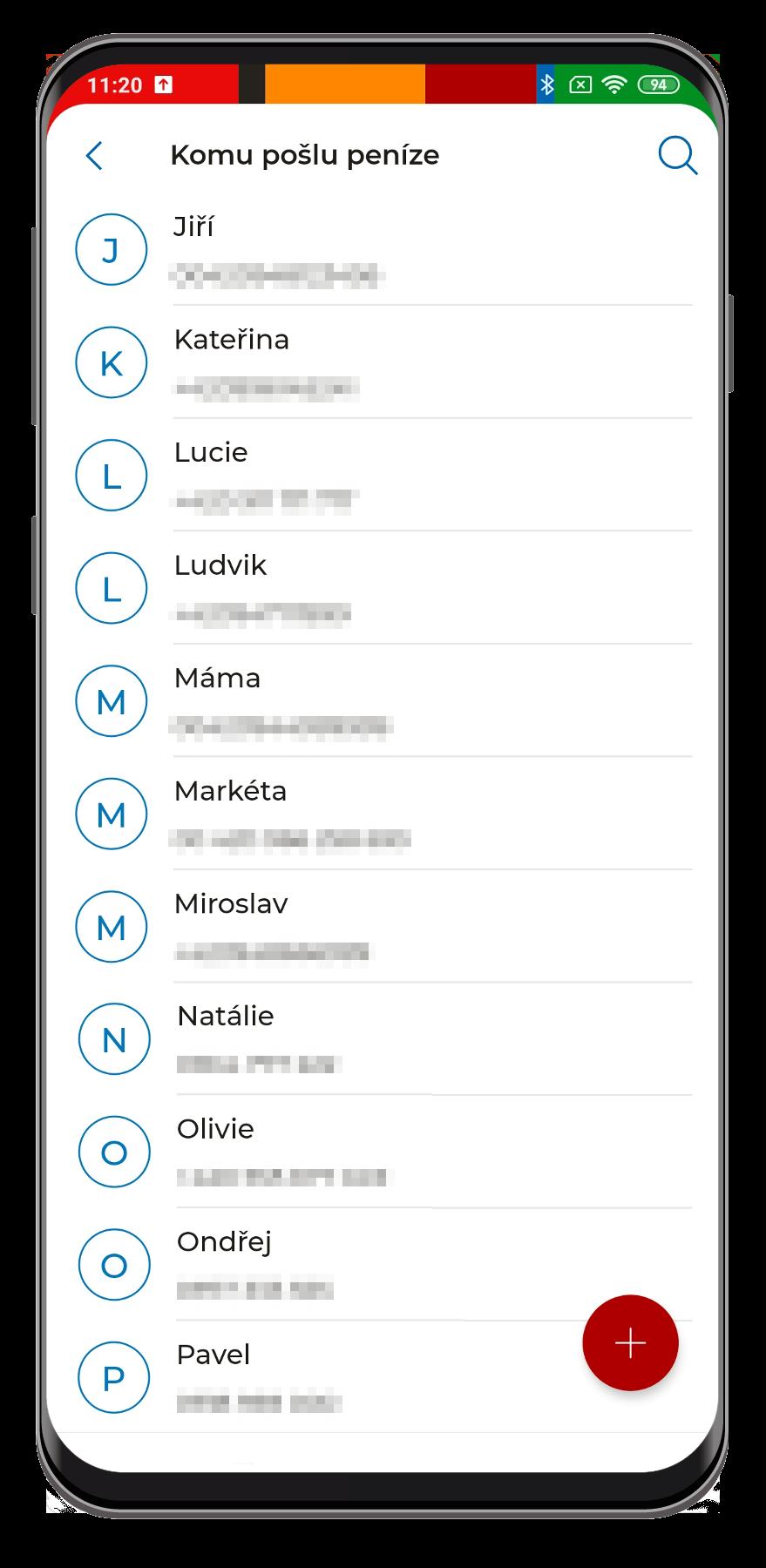 mobilní telefonní číslo